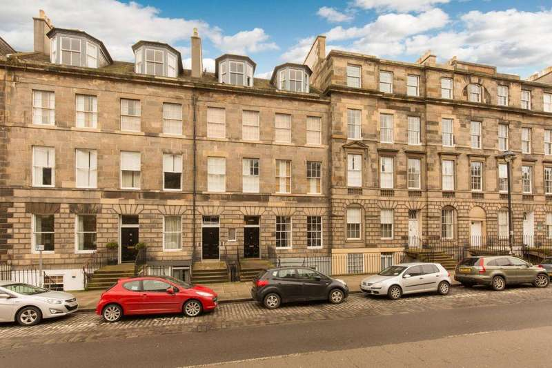 3 Bedrooms Flat for sale in 23/5 London Street, Edinburgh, EH3 6Ly