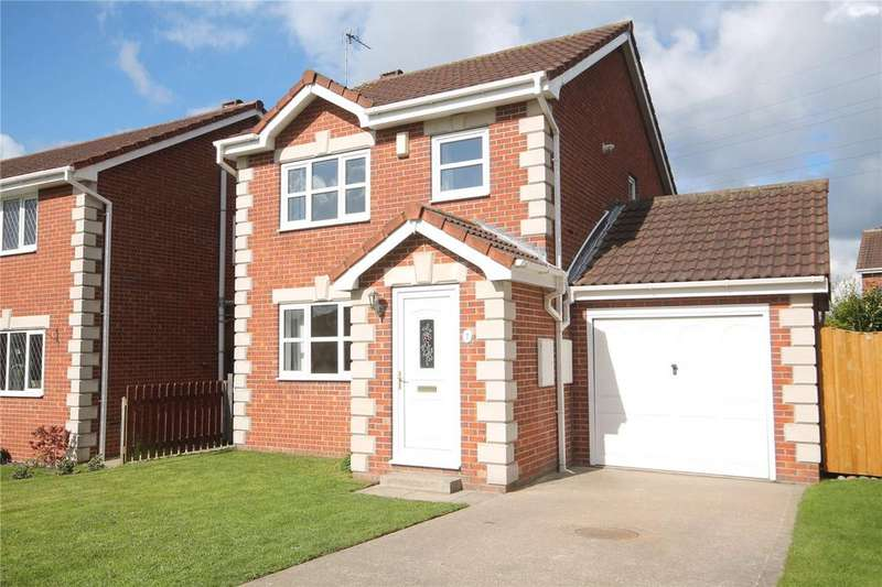 3 Bedrooms Detached House for sale in Carron Drive, Mapplewell, Barnsley, S75