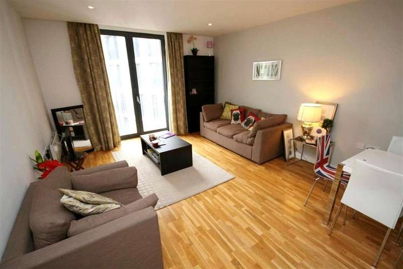 1 Bedroom Flat for sale in The Hub, Piccadilly Place, Manchester, Greater Manchester, M1