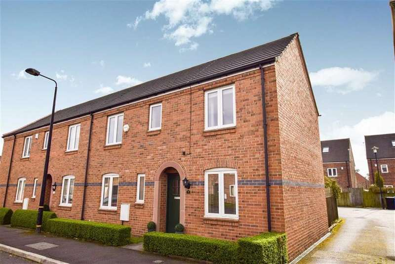 3 Bedrooms Semi Detached House for sale in Parkgate Road, Timperley, Cheshire, WA14