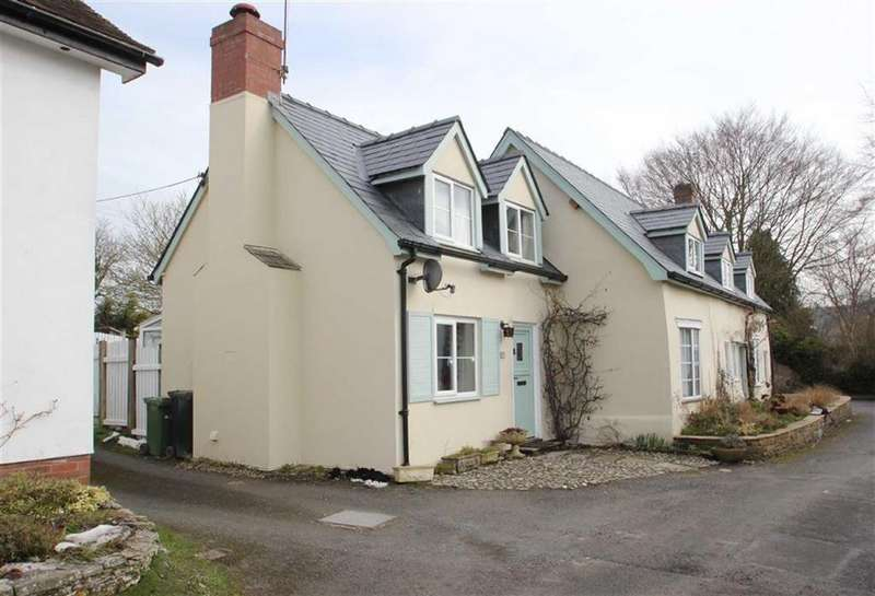 2 Bedrooms Semi Detached House for rent in Tipton Lane, Leintwardine, Shropshire