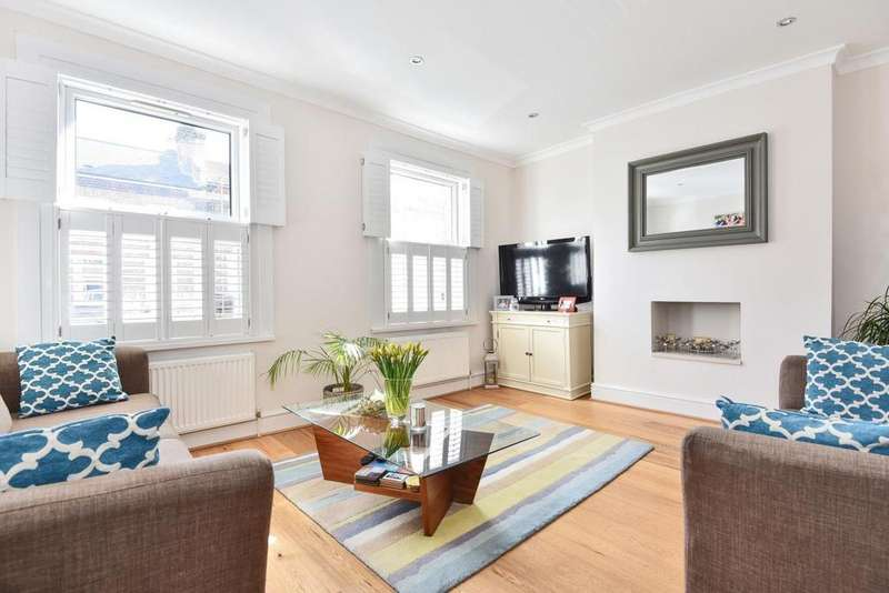 2 Bedrooms Flat for sale in Rommany Road, West Norwood
