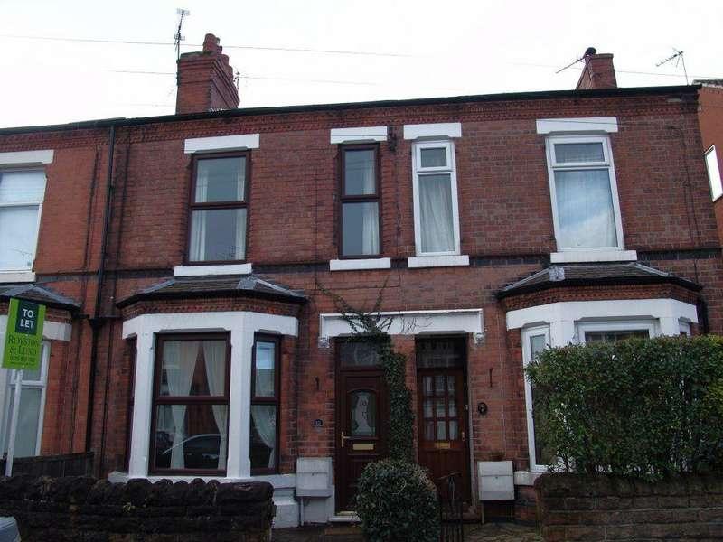 4 Bedrooms Terraced House for rent in Chantrey Road, West Bridgford