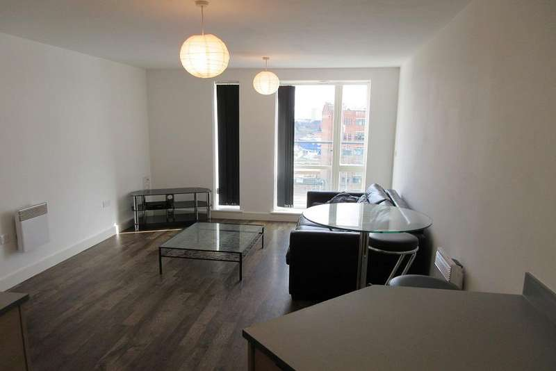 2 Bedrooms Apartment Flat for sale in I-Land, Essex Street, Birmingham B5