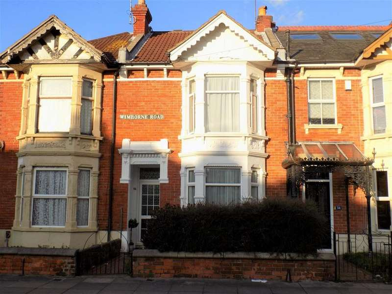 3 Bedrooms House for sale in Wimborne Road, Southsea