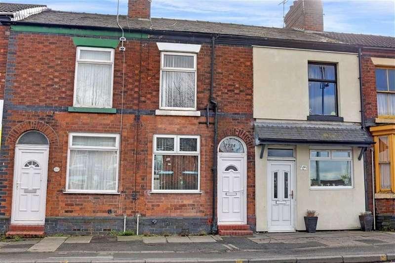 2 Bedrooms Terraced House for sale in West Street, Crewe