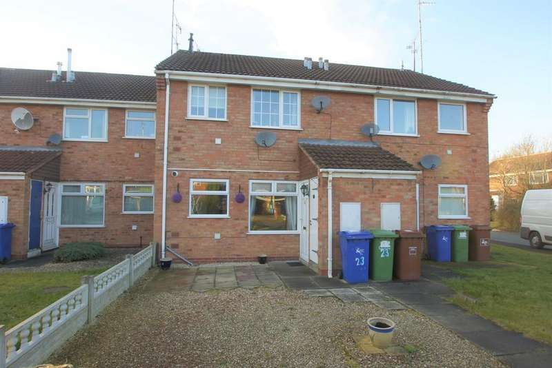 1 Bedroom Apartment Flat for sale in Herondale, Hednesford