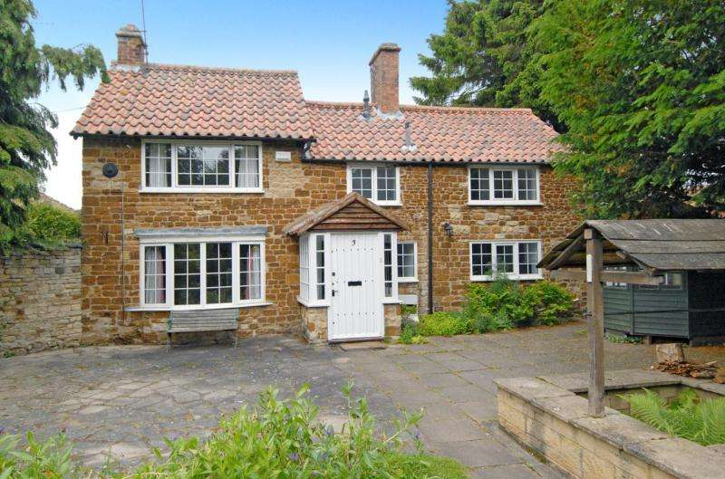 2 Bedrooms Detached House for sale in Rectory Lane, Orlingbury, Northamptonshire, NN14