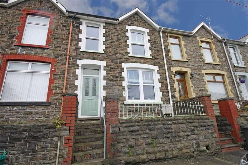 4 Bedrooms Terraced House for sale in The Triangle, Mountain Ash, Mid Glamorgan