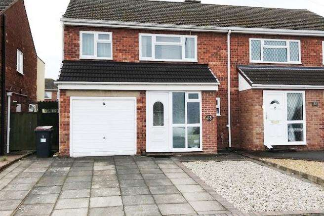 3 Bedrooms Semi Detached House for sale in 13 Ashmore Drive, Trench, Telford, Shropshire, TF2 7EN