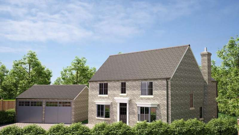 4 Bedrooms Detached House for sale in Willow Court, Drax, Selby, YO8 8NL
