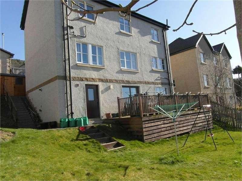 4 Bedrooms Detached House for rent in Ellwyn Terrace, Galashiels, Scottish Borders