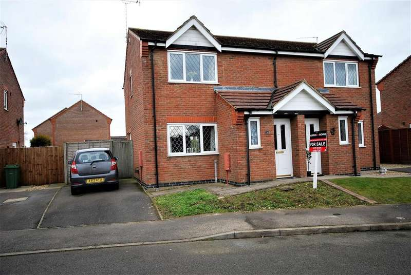 3 Bedrooms Semi Detached House for sale in Longrigg Walk, Swineshead, Boston
