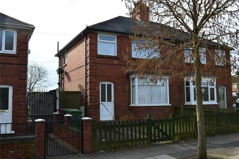 3 Bedrooms Semi Detached House for sale in Sutcliffe Avenue, Grimsby, DN33