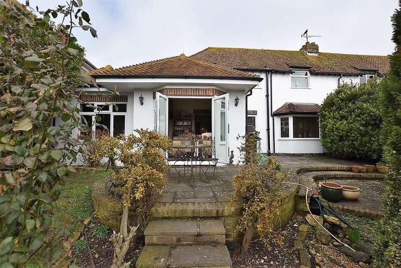4 Bedrooms Semi Detached House for sale in Saltdean
