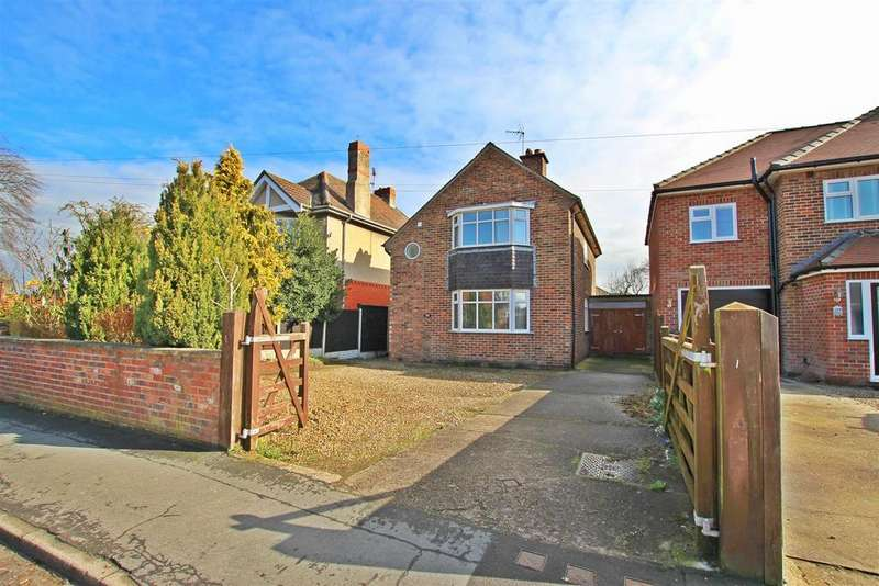 3 Bedrooms Detached House for sale in 113 Langton Road, Norton, Malton, YO17 9AE