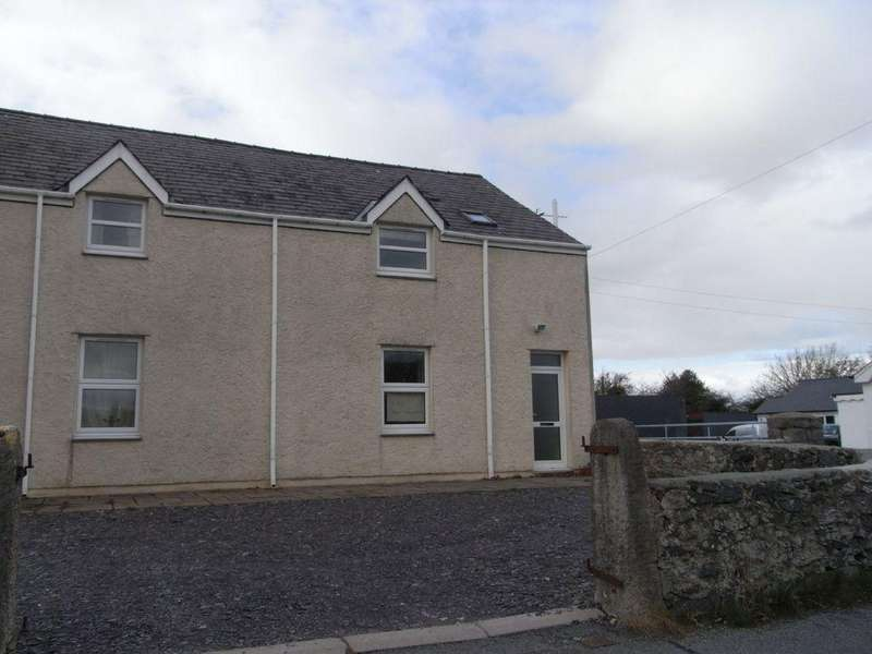 3 Bedrooms End Of Terrace House for rent in LLANSADWRN