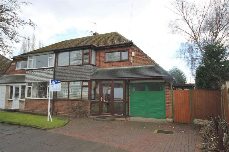 3 Bedrooms Semi Detached House for sale in St Mawes Close, WIDNES, Cheshire