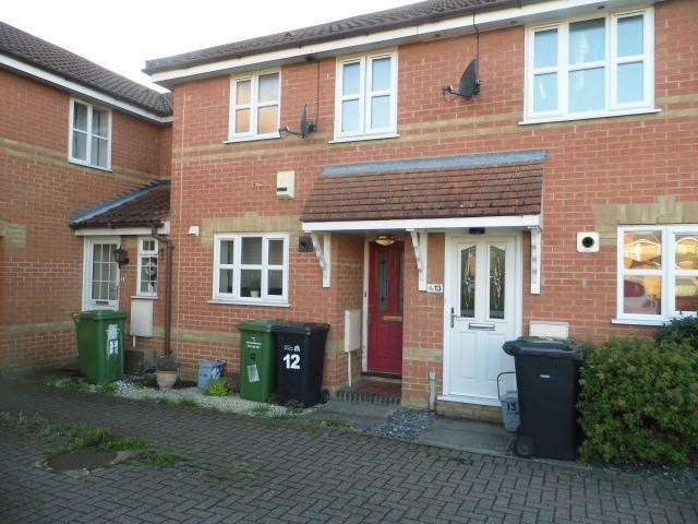 2 Bedrooms Terraced House for rent in Woodbridge Way, King's Lynn