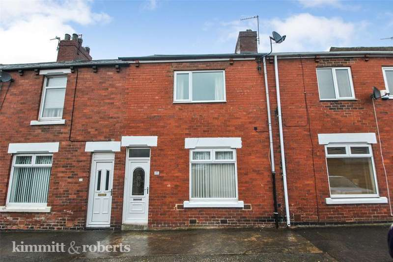 2 Bedrooms Terraced House for sale in Gilpin Street, Houghton le Spring, Tyne and Wear, DH4
