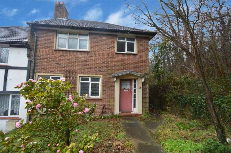 3 Bedrooms Semi Detached House for sale in Ladywood Road, Darenth