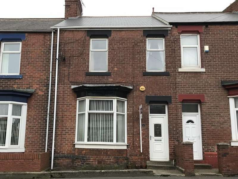 3 Bedrooms Terraced House for sale in Zetland Street, Roker