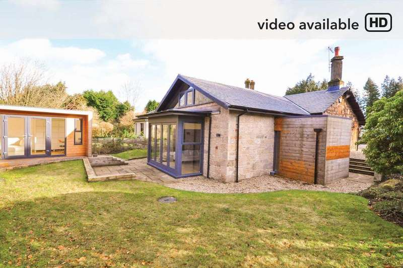 3 Bedrooms Detached House for sale in West End, Bearsden , East Dunbartonshire , G61 1DN