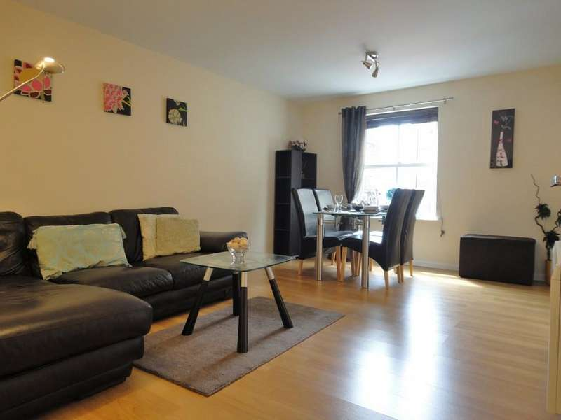 2 Bedrooms Apartment Flat for rent in Chippendale House, Navigation Walk