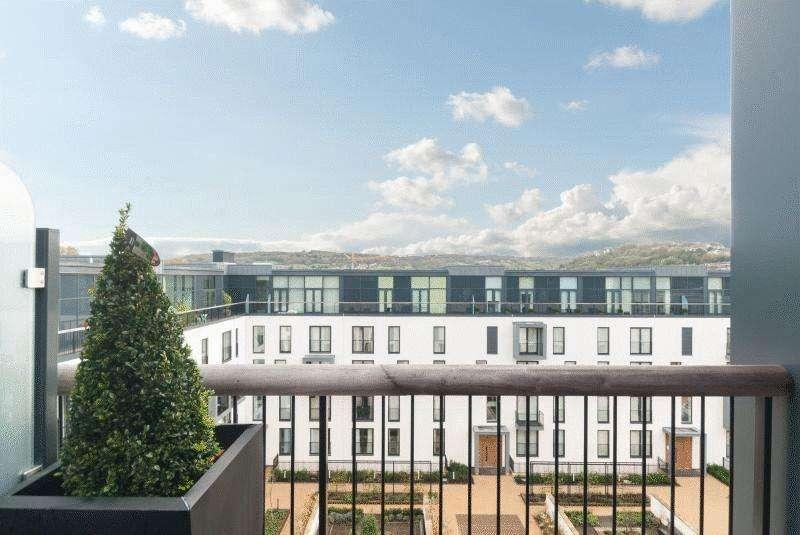 3 Bedrooms Penthouse Flat for rent in Highgate, Bath Riverside