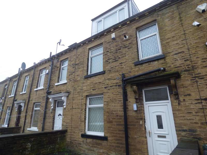 2 Bedrooms Terraced House for rent in Wellington Street, Allerton