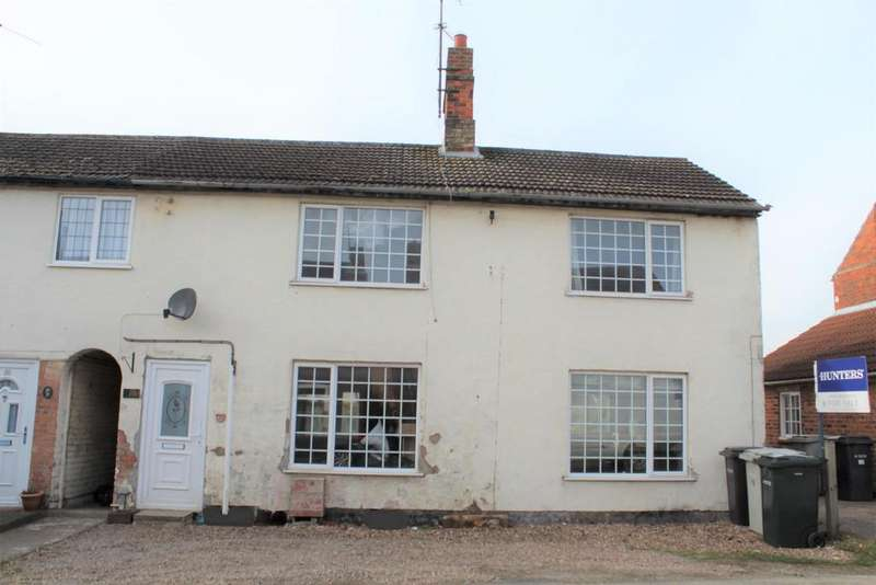 4 Bedrooms Terraced House for sale in Newtown, Spilsby, PE23 5LE