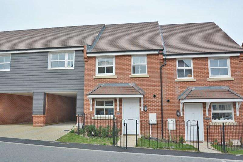 2 Bedrooms Terraced House for sale in Lords Way, Andover