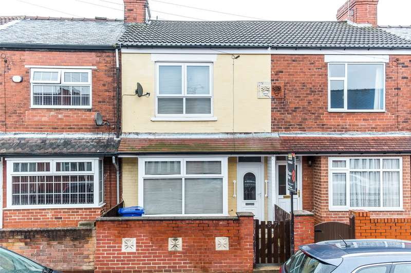 3 Bedrooms Terraced House for sale in Washington Grove, Doncaster, DN5