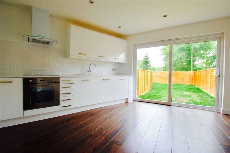 2 Bedrooms Apartment Flat for sale in Great North Way, Hendon