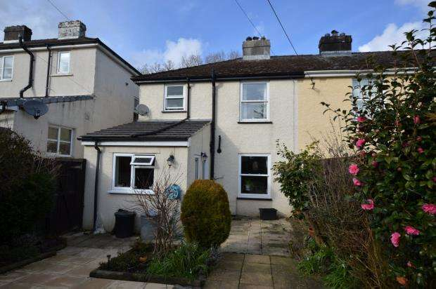 3 Bedrooms End Of Terrace House for sale in Rosemellen Terrace, Liskeard, Cornwall