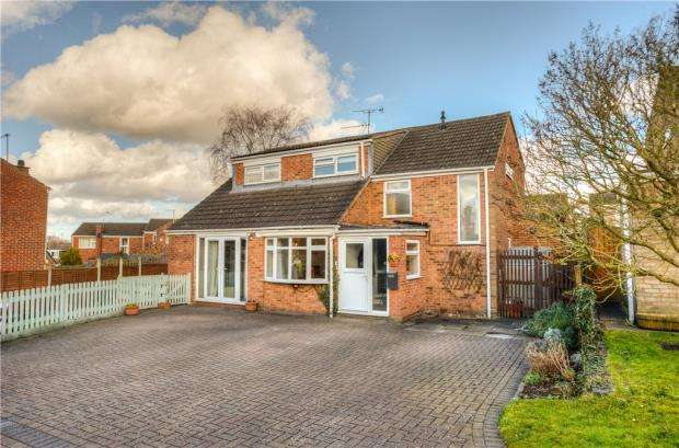 3 Bedrooms Detached House for sale in Normandy Close, Hampton Magna, Warwick