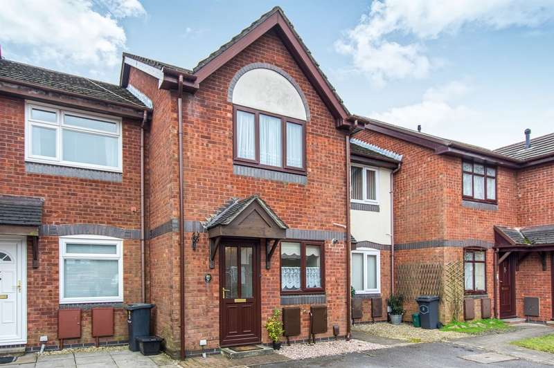2 Bedrooms Terraced House for sale in Thorburn Close, Neath