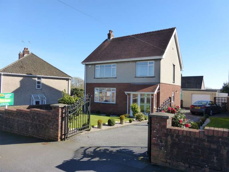 3 Bedrooms Detached House for sale in Sketty Park Drive, Sketty, Swansea