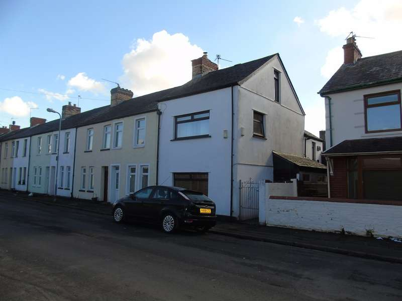 3 Bedrooms End Of Terrace House for sale in Daisy Street, Cardiff