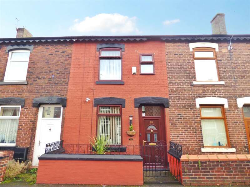 3 Bedrooms Terraced House for sale in New Earth Street, Clarksfield, Oldham, Lancashire, OL4