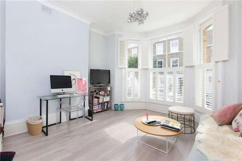 1 Bedroom Flat for sale in Bennerley Road, London, SW11