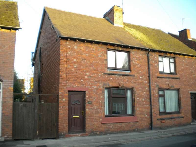 3 Bedrooms Terraced House for sale in May Street, Walsall WS3