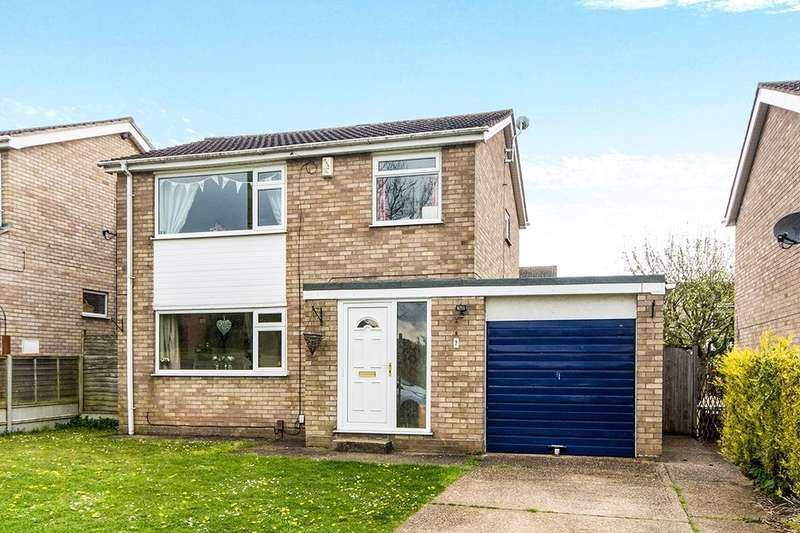 3 Bedrooms Detached House for rent in Victoria Grove, Washingborough, Lincoln, LN4