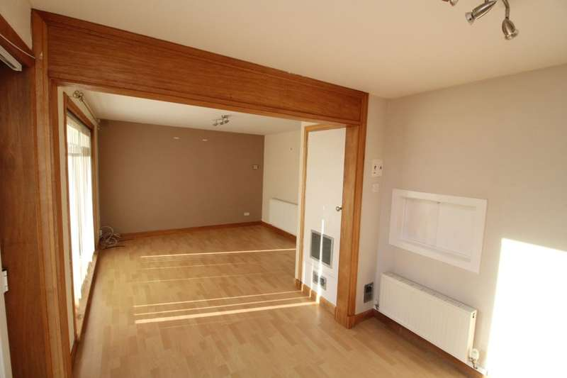 2 Bedrooms Property for sale in Delgatie Avenue, Glenrothes, KY7