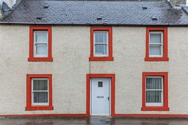 3 Bedrooms Terraced House for sale in Main Street, Kirkcolm, Stranraer, Dumfries and Galloway
