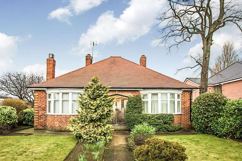 2 Bedrooms Detached Bungalow for sale in High Road, Balby, Doncaster, DN4