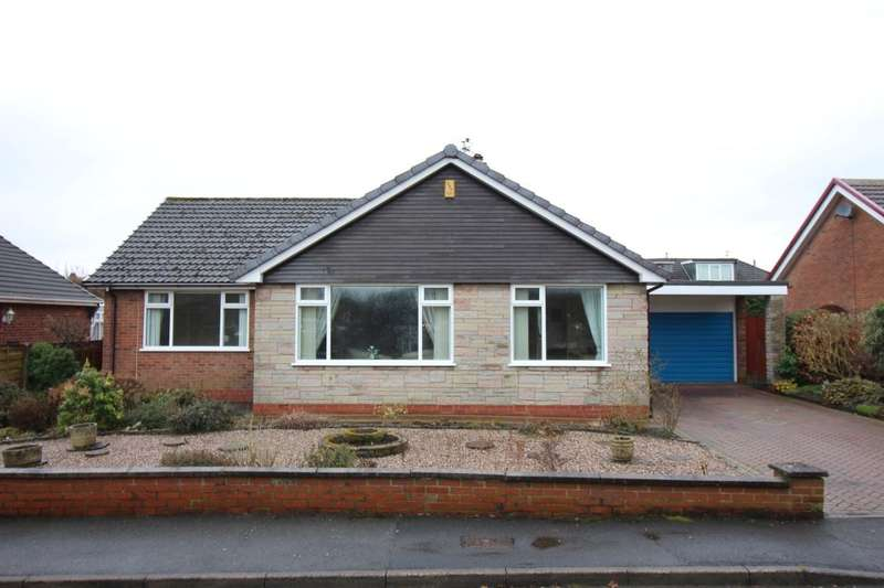 3 Bedrooms Detached Bungalow for sale in Longsight Road, Ramsbottom, Bury, BL0