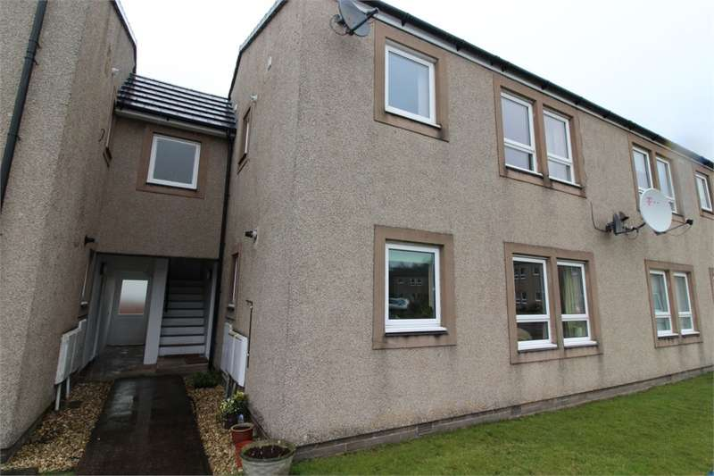 2 Bedrooms Flat for sale in CA11 8HH Glasson Court, PENRITH, Cumbria