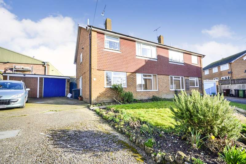 3 Bedrooms House for sale in Piltdown Close, Bexhill On Sea, TN39