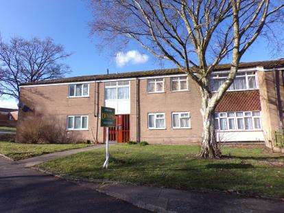 2 Bedrooms Flat for sale in Monmouth Road, Bartley Green, Birmingham, West Midlands